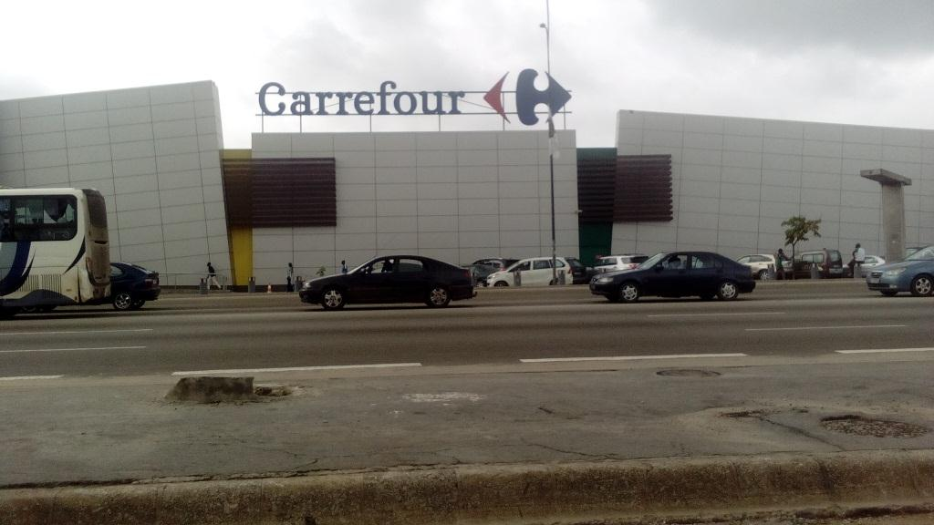 Carrefour en photos
